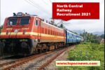 North Central Railway Recruitment 2021